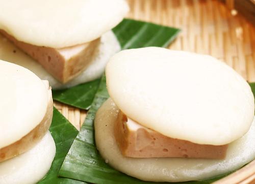 Bật mí cách làm bánh dày giò trắng dẻo, thơm ngon