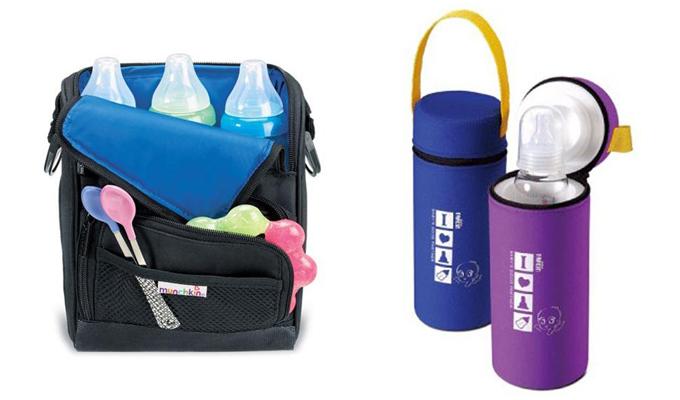 Chọn túi giữ nhiệt bình sữa cho bé như thế nào?