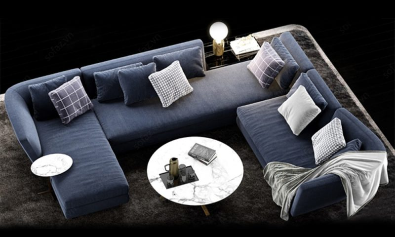 Làm thế nào để vệ sinh ghế sofa phòng khách được đúng cách?