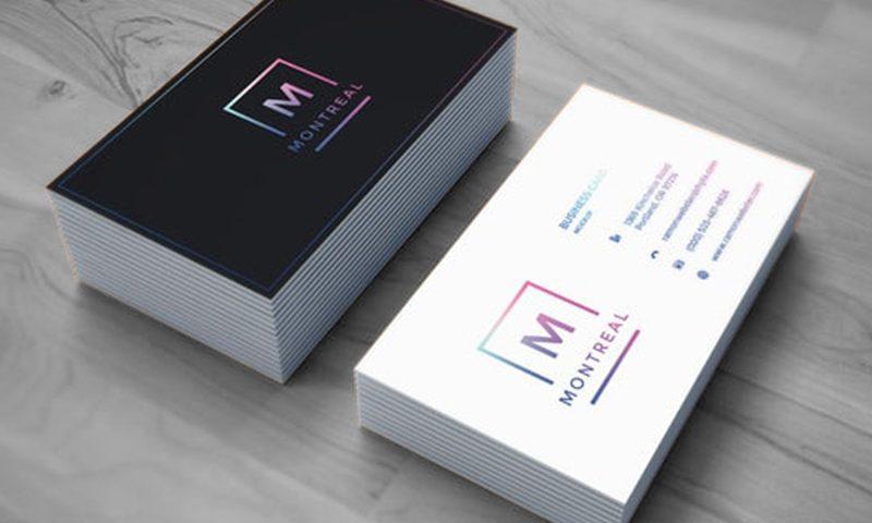 Khi in name card cần thiết kế, trình bày logo trên đó ra sao để nổi bật, thu hút hơn?